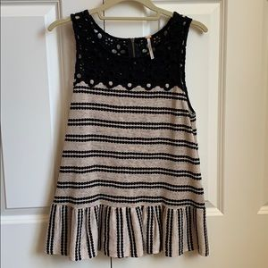 Free People Babydoll Tank